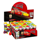 Bublifuk Auta Cars 3 60 ml