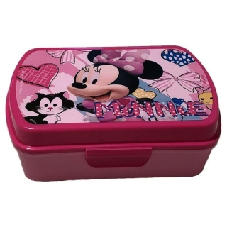 Box na svačinu Minnie Hearts